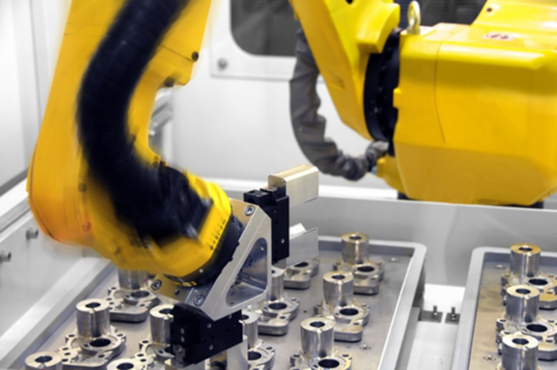 Heavily automated factories work so quickly that labeling software must keep up.