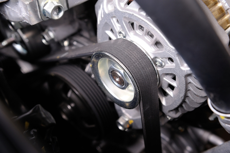 Counterfeit car parts are more susceptible to wear.